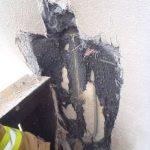 Balkonbrand Mitarbeiterhaus Puradies 6