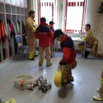 Wissenstest der Feuerwehrjugend 5