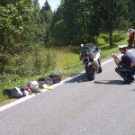 2012 Motorradunfall 2