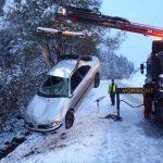 Verkehrsunfall B164 5