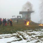 Übung mit den Leoganger Bergbahnen 2