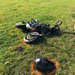 Motorradunfall Griessen 7