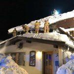 Vordacheinsturz Hütten 4
