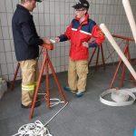 Wissenstest der Feuerwehrjugend 8