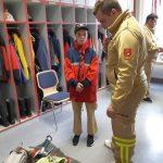 Wissenstest der Feuerwehrjugend 6