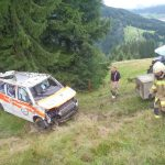 Rettungswagen abgestürzt 6