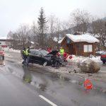Verkehrsunfall B 164