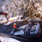 Verkehrsunfall B164 3