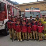 Wissenstest der Feuerwehrjugend 1