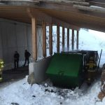 Containerbrand Holzhotel Forsthofalm 3