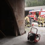 Brandverdacht Hinterrain 2