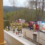 Balkonbrand Mitarbeiterhaus Puradies 3