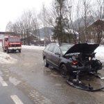 Verkehrsunfall B 164 3