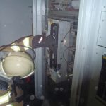 Brand elektrische Anlage 1