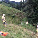 Rettungswagen abgestürzt 3
