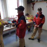 Wissenstest der Feuerwehrjugend 4