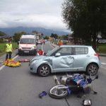 Verkehrsunfall Bundesstraße 3